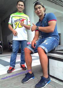Duo Nama Besar Icon Balap Jogja