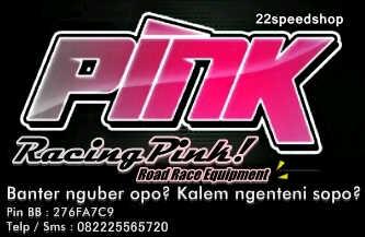 Racing Pink, Siap Layani pembeli di seluruh Indonesia