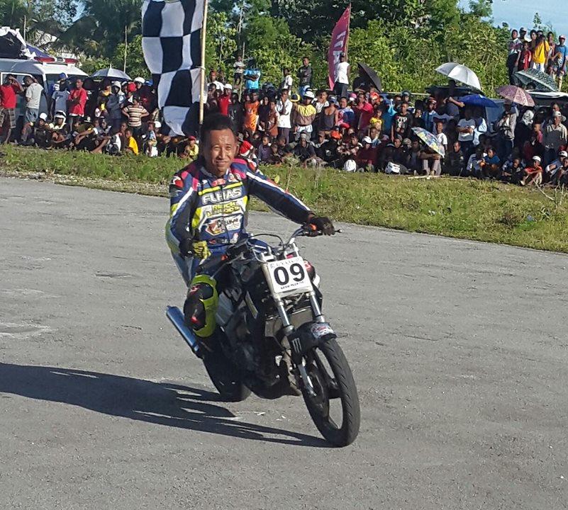 Sport 150 cc standar papua