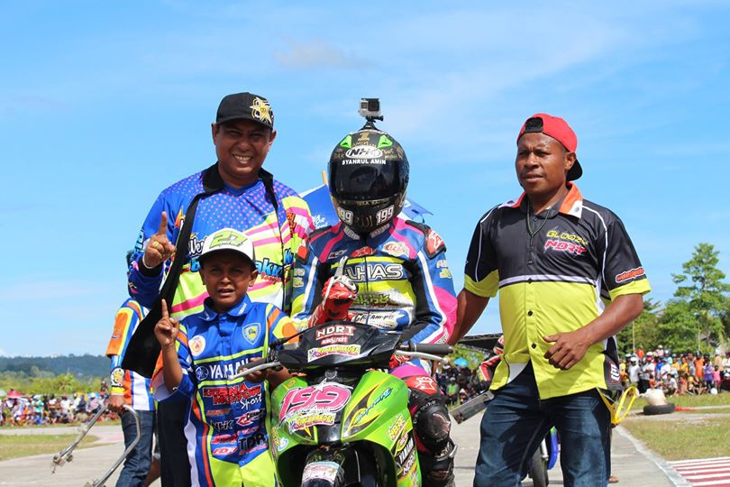 road race papua barat kota biak