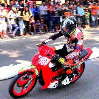 Novan Setyo Sasongko Road Race