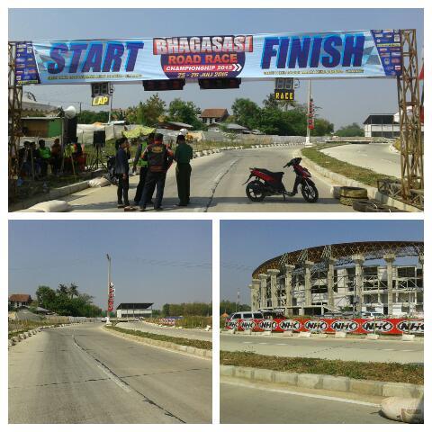 Road Race Cikarang 2015
