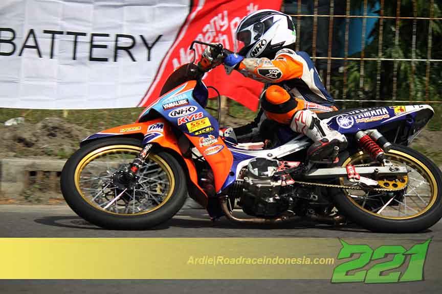 Adenanta Road Race Yogyakarta