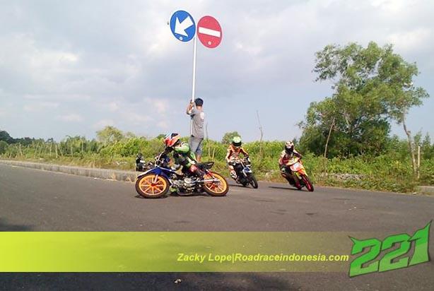 Bangkalan Zacky Lope