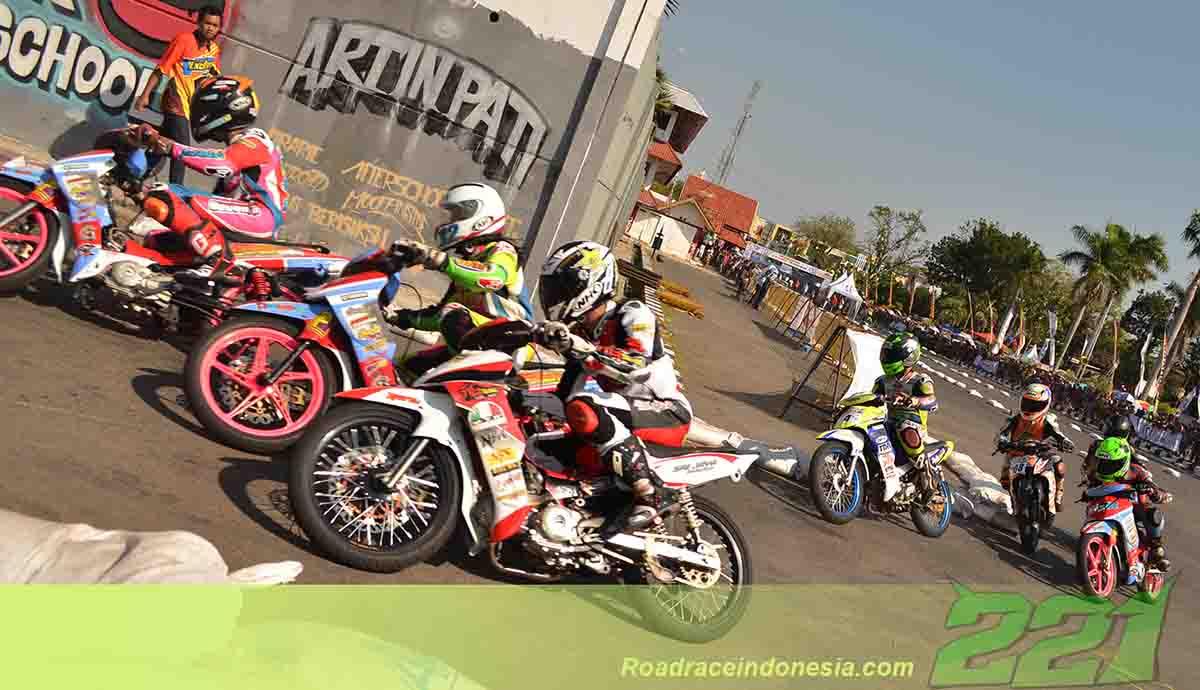 Road race pati 2015 gass