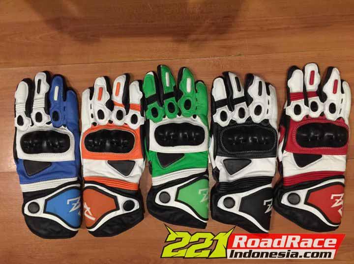 Glove Road Race Murah ERZHET 2015