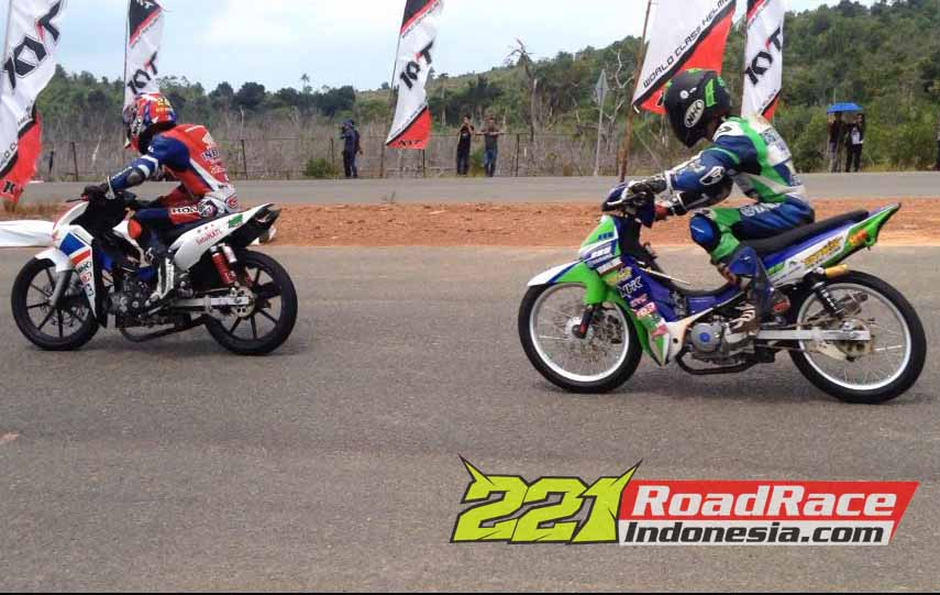 Kejurnas Motoprix seri 9 20 September  2015 Bengkulu