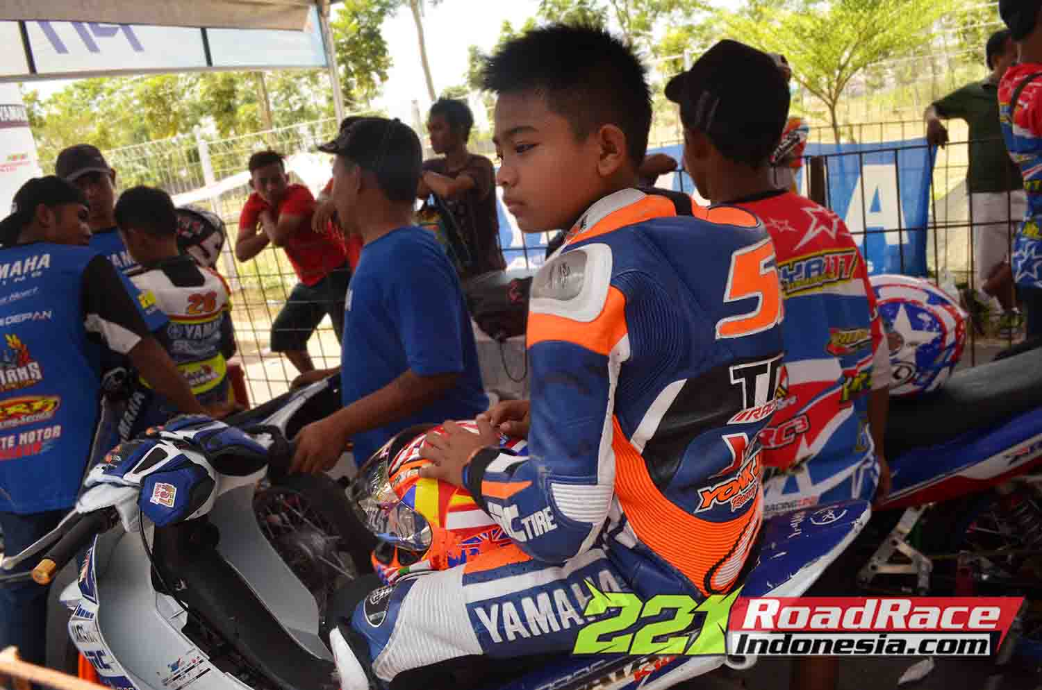 Road Race Indonesia Motoprix YCR Hasil Lomba