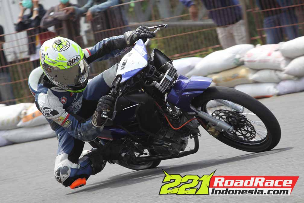 Yamaha Jupiter Z1 Syahrul Amin