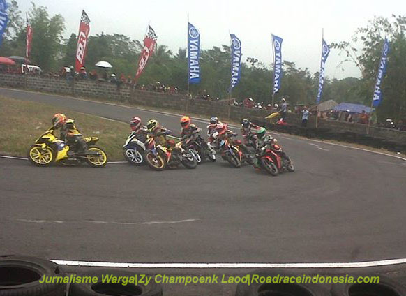 Yamaha MX King Indoprix