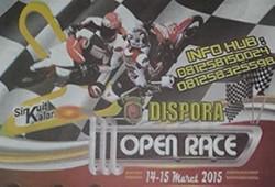 Open Race Segera Mendarat di Samarinda