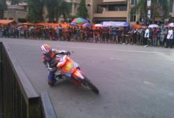 Rider JaTim Kuasai Aspal Reog di Kelas Unggulan