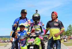 Black Kakopa DNA 24 Racing Team Papua Barat